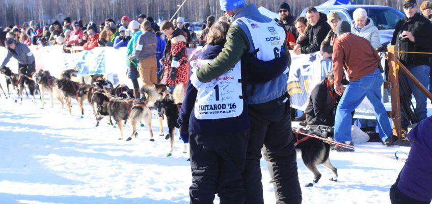 Scott Smith Takes 10th in the 2016 Iditarod