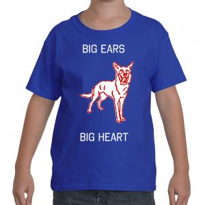 Big Ears / Big Heart Kids Tee