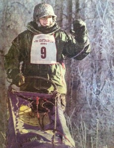 My First Jr. Iditarod in 2001
