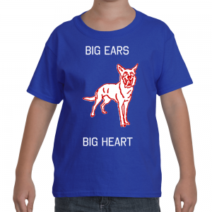 Big Ears / Big Heart Kids Tee