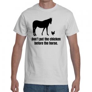 Chicken Horse Tee