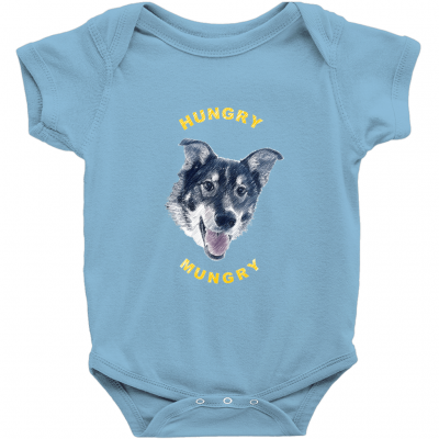 Hungry Mungry Onesie