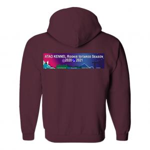 Solstice 100 2020-2021 Season Icon Hoodie – With Season Back (No-Zip/Pullover)