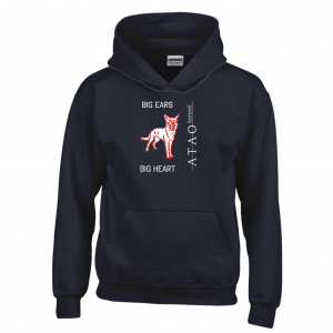 Big Ears Big Heart Hoodie (Youth Sizes)