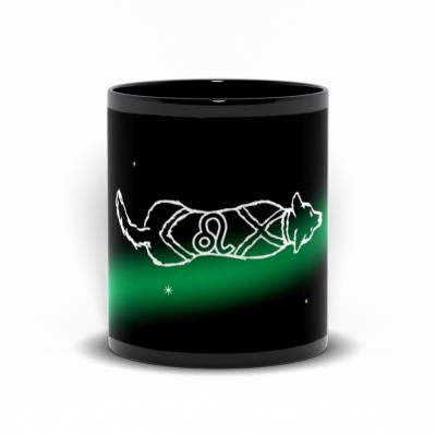 Leo Astrodoggy Mug