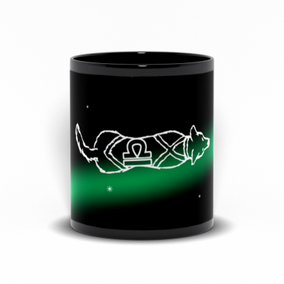 Libra Astrodoggy Mug