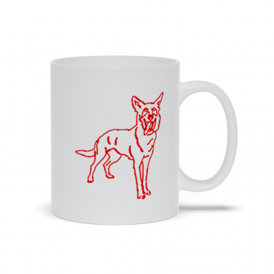 Onward Hooch Mug