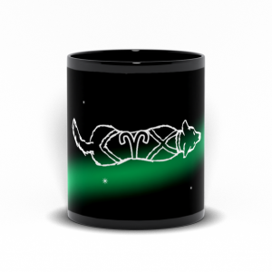 Aries Astrodoggy Mug