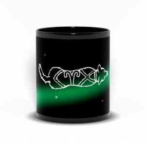 Aries Astrodoggy Mug