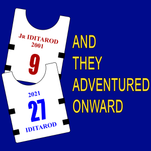 Atao 20 Years Iditarod Bibs Youth T-Shirt