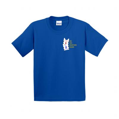 Atao 20 Years Iditarod Bibs Youth T-Shirt
