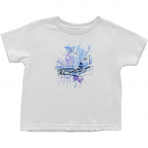Nary A Moose Toddler Tee