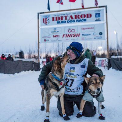 Iditarod 2021/2022 Fundraiser